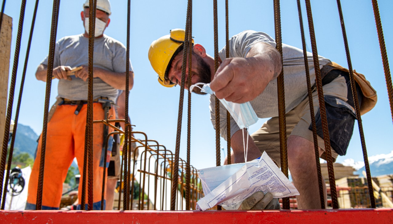 Construction safety protocols are being updated globally