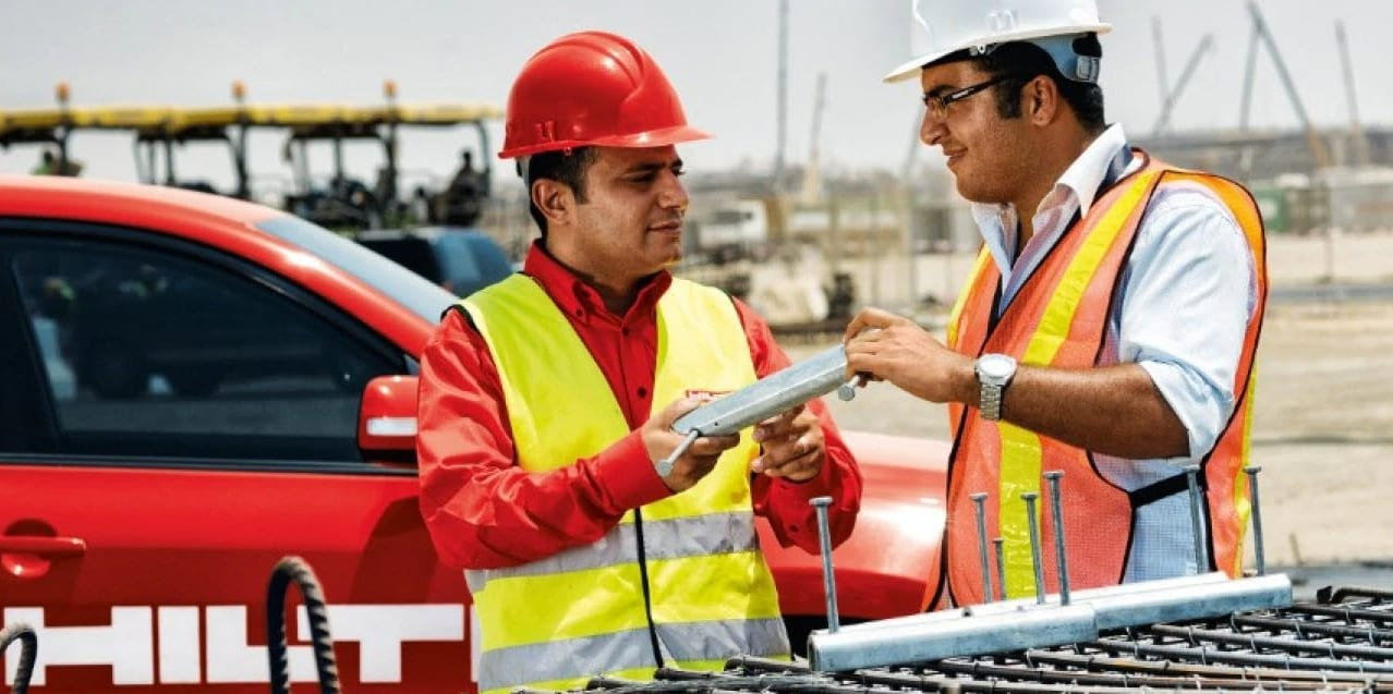 Hilti account managers