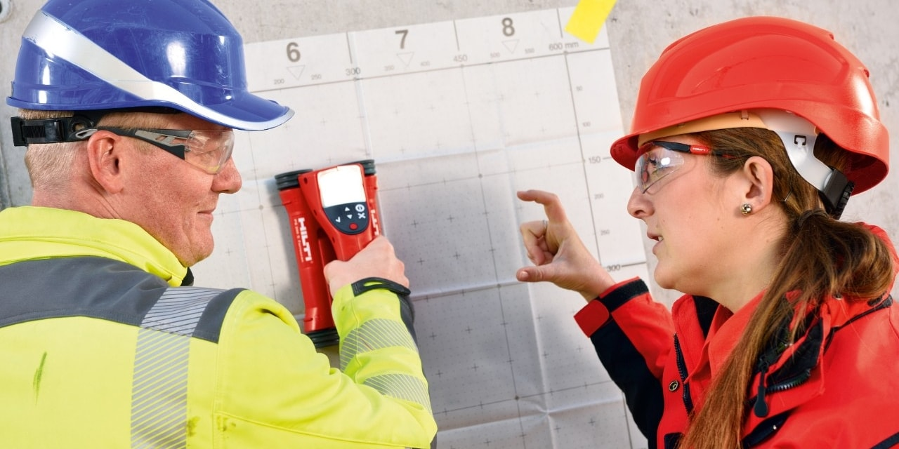 Hilti detectie training